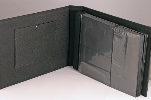 Фотоальбом Chako Cabinet - PS-46240M Black