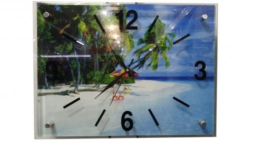 Печать фото на часах
