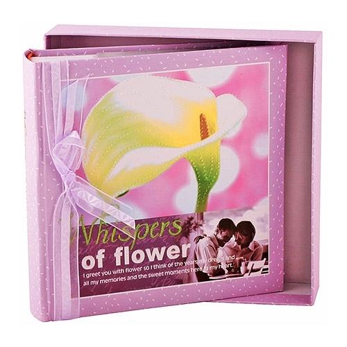 Фотоальбом Chako 10*15/200 Whispers of Flower in Box