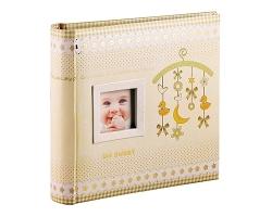 Фотоальбом 10x15/100  HDA007-1UP Baby